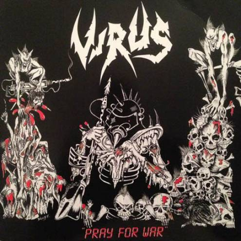 Virus - Pray for War /  Force Recon
