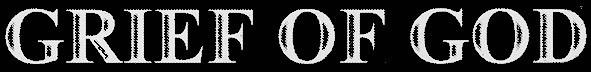 Grief of God - Logo