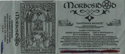 Morbosidad - Santisima Muerte