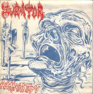 Zvrator - Asphyxiation
