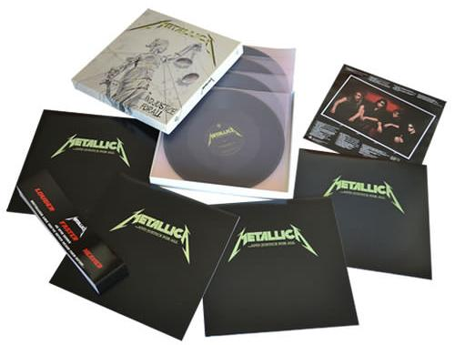 metallica and justice for all encyclopaedia