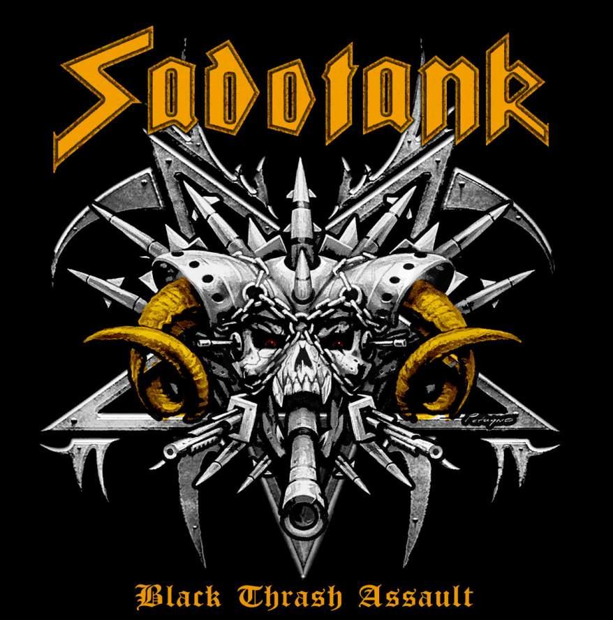 Sadotank - Black Thrash Assault