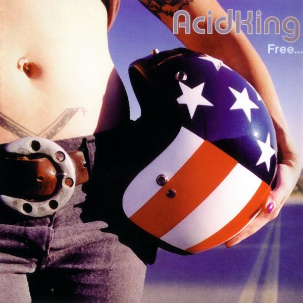 Acid King / The Mystick Krewe of Clearlight - Free... / The Father, the Son and the Holy Smoke