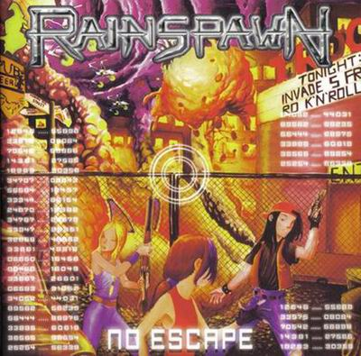 Rainspawn - No Escape
