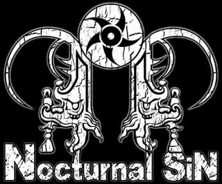 Nocturnal Sin - Logo