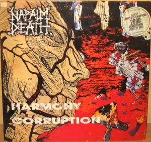 Napalm Death Harmony Corruption Encyclopaedia Metallum