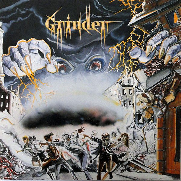 Grinder - Dawn for the Living