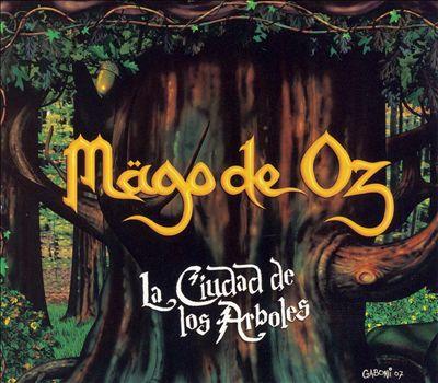 Mägo de Oz - La ciudad de los árboles