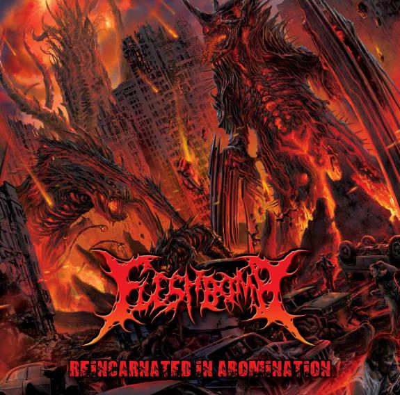 Fleshbomb - Reincarnated in Abomination