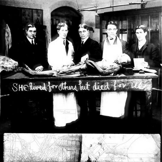 Buried at Sea - She Lived for Others but Died for Us