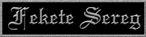 Fekete Sereg - Logo