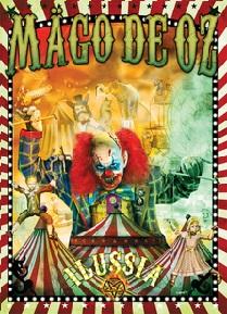 <br />Mägo de Oz - Ilussia
