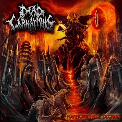 Dead Carnations - Harmony Hell Decade