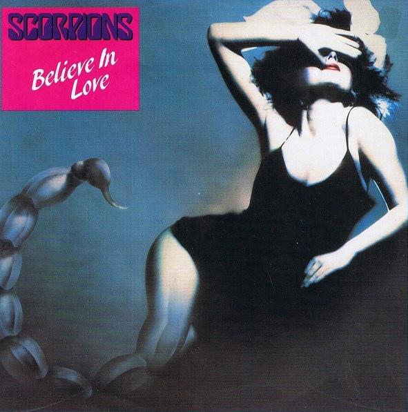 Scorpions - Believe in Love