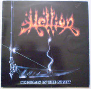 Hellion - Screams in the Night