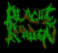 Plague Ridden - Logo