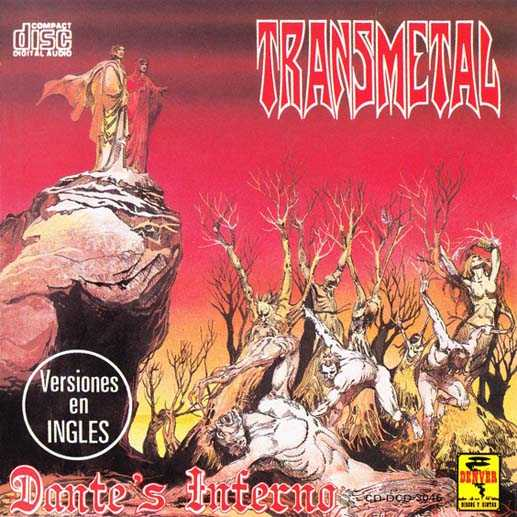 Transmetal - Dante's Inferno