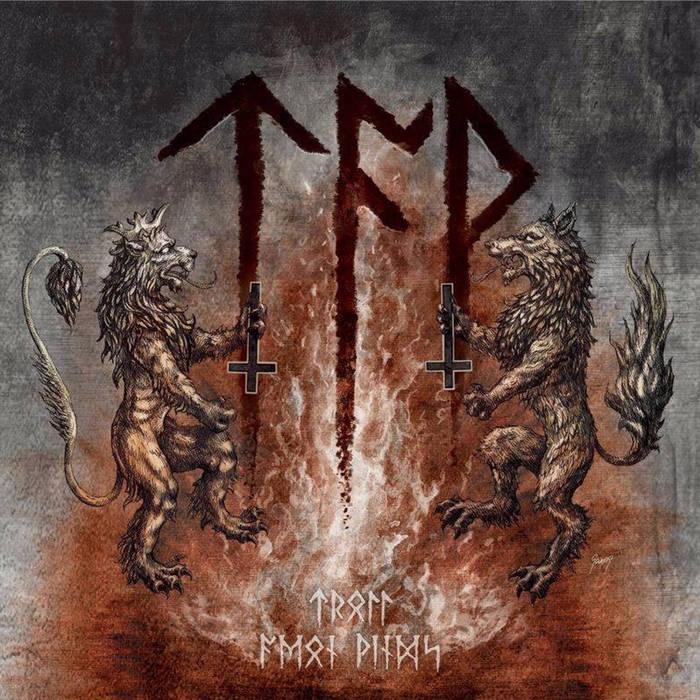 Troll / Aeon Winds - Tilbake til Trollberg / Dead Speak Silence, Bones Speak Truth