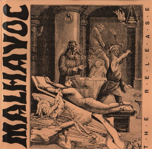 Malhavoc - The Release