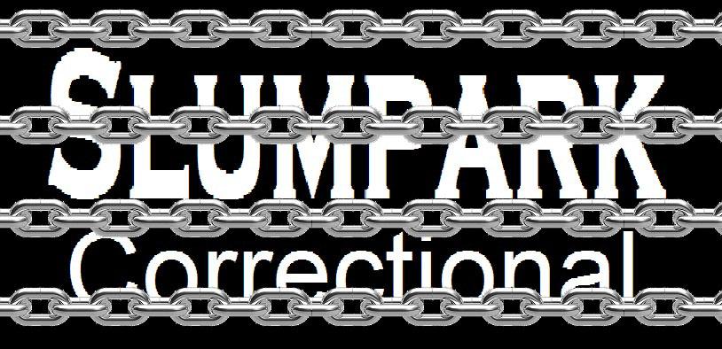 Slumpark Correctional - Logo