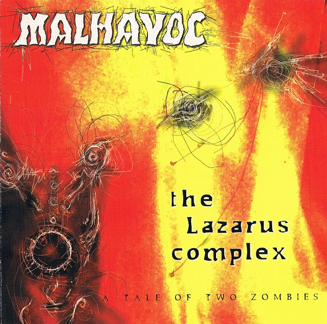 Malhavoc - The Lazarus Complex: A Tale of Two Zombies