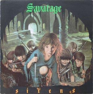 Savatage — Sirens (1983)