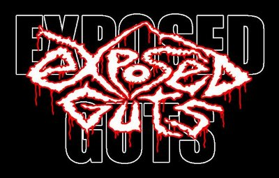 Exposed Guts - Logo