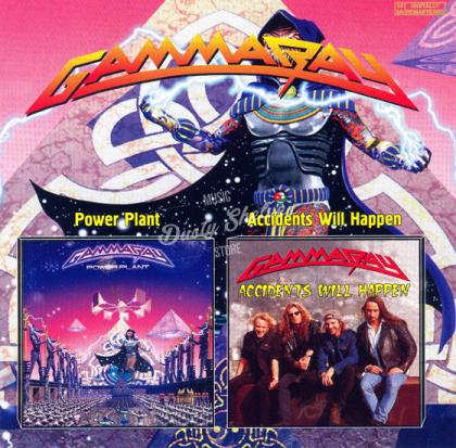 Gamma Ray - Power Plant / Accidents Will Happen