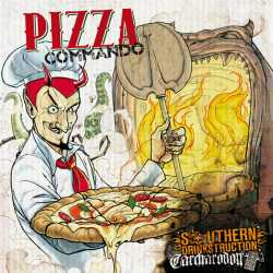 Carcharodon / Southern Drinkstruction - Pizza Commando