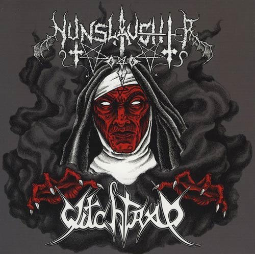 Nunslaughter / Witchtrap - Nunslaughter / Witchtrap