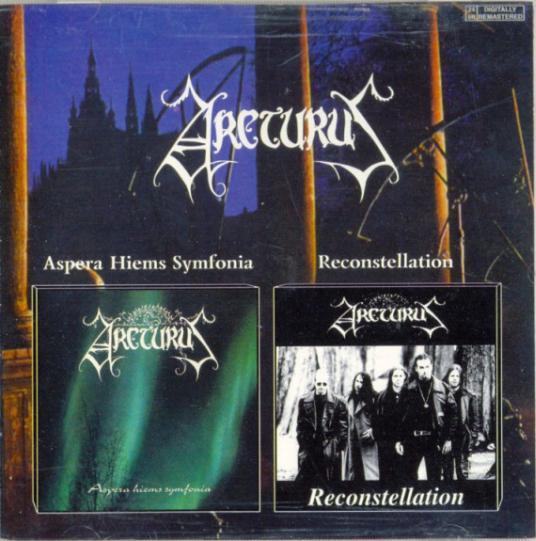 Arcturus - Aspera Hiems Symfonia, Constellation And My Angel