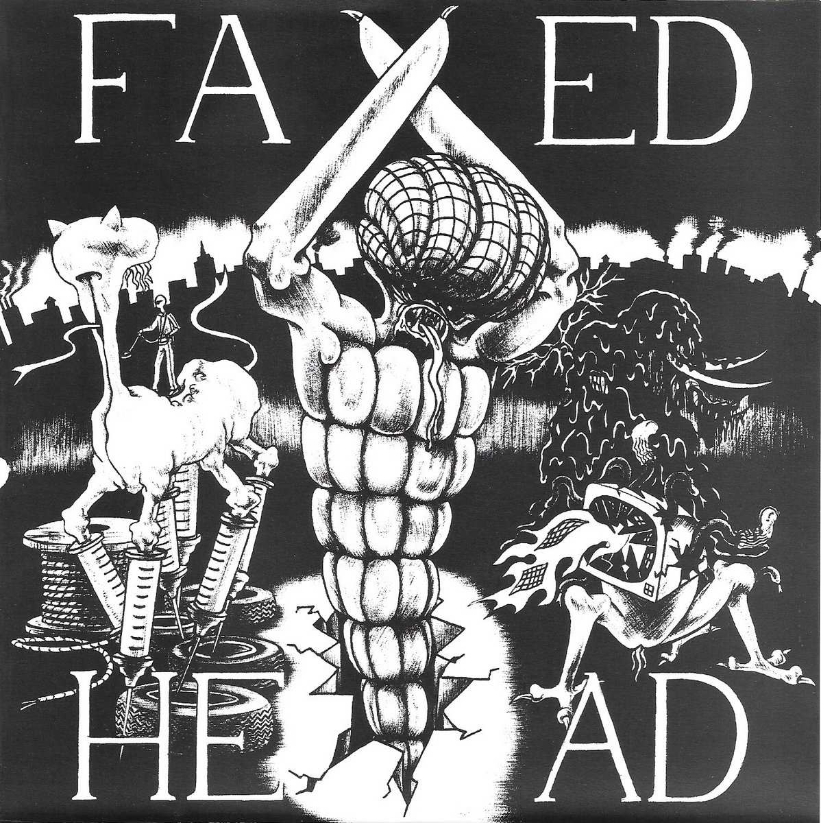 Faxed Head - Necrogenometry