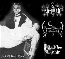 Ah-Puch / Divine Thought Suicide - Path of Black Roses