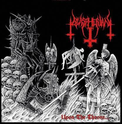 Blaspherian - Upon the Throne... of Eternal Blasphemous Death