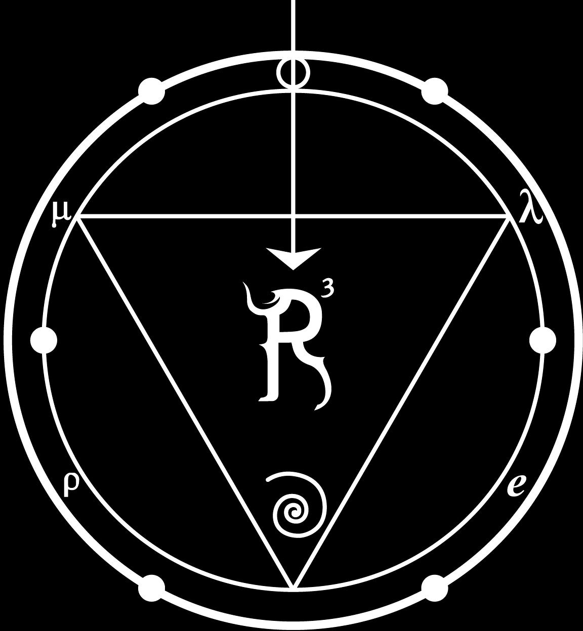 Rêx Mündi - Logo