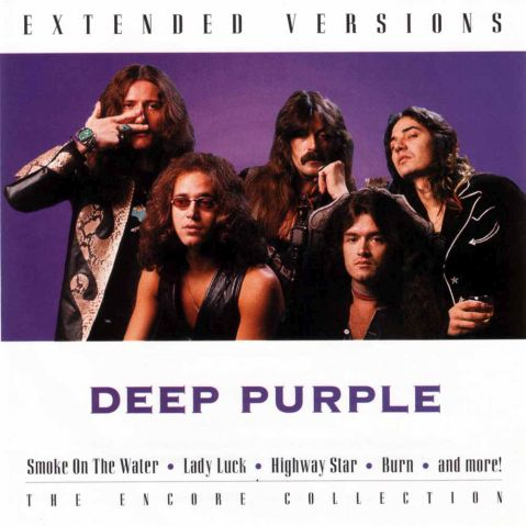Deep Purple - Extended Versions