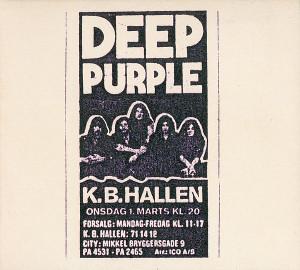 Deep Purple - Live in Denmark '72