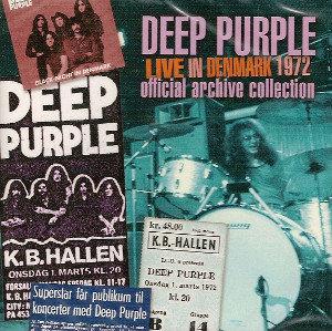 Deep Purple - Live in Denmark 1972