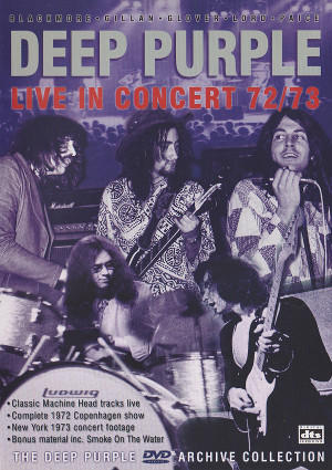Deep Purple - Live in Concert 72/73