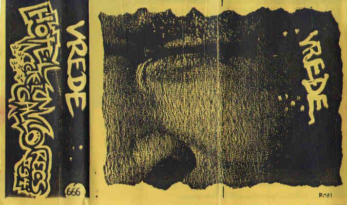 Vrede - Demo amarillo