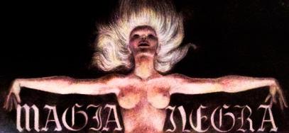 Magia Negra - Logo