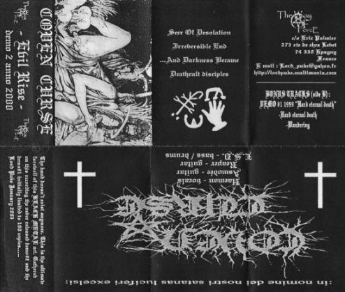 Coven Curse - Evil Rise - Encyclopaedia Metallum: The Metal