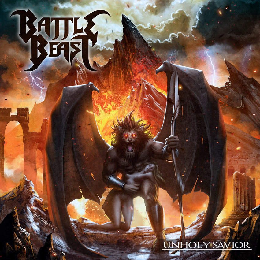 Battle Beast — Unholy Savior (2015)