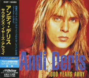 Andi Deris and The Bad Bankers - 1000 Years Away
