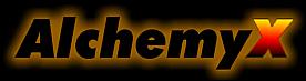 Alchemy X - Logo