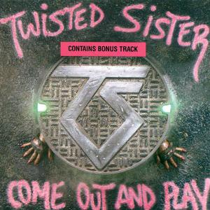 Twisted Sister — Come Out and Play (1985)