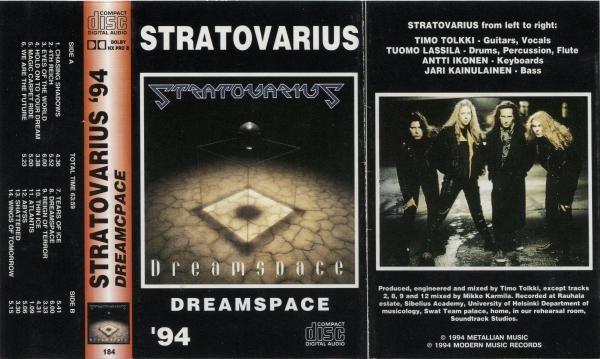 dreamspace stratovarius
