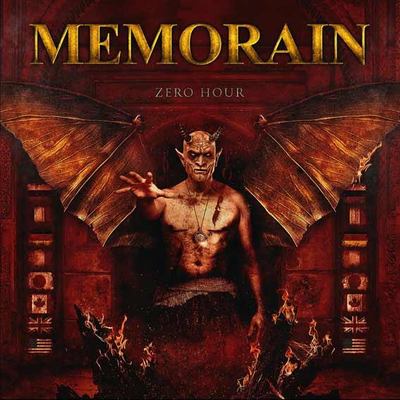 Memorain - Zero Hour