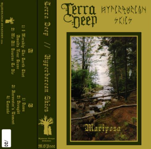 Terra Deep / Hyperborean Skies - Mariposa
