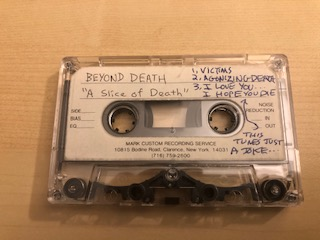 Beyond Death - A Slice of Death